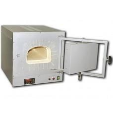 Печь ПМ-12М3 муфельная (1250°C, 8 л, терморегулятор РТ-1200, керамика) _модифицированная версия ПМ-12М2-1200