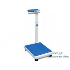 Весы медицинские ВЭМ-150 (А3) Масса-К (200кг , 20/50г, внешняя калибровка)